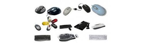 Teclados e Mouses